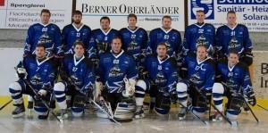 Teamfoto Saison 2014/15